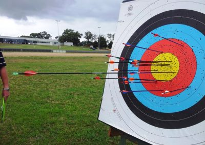 Contact Bunbury Archery Club Inc