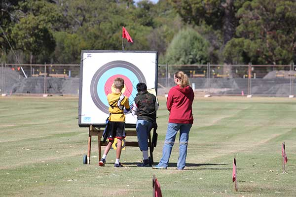 Bunbury Archery Club Coaching